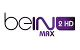 beIN Sports Mena MAX 2 HD tv logo