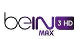beIN Sports Mena MAX 3 HD tv logo