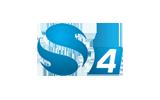 Super Sport 4 (SimulCast) / HD tv logo