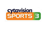 Cytavision Sports 3 tv logo
