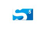 Sukachan 5 / HD tv logo
