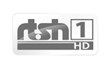 RTSH 1 HD tv logo