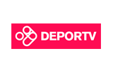 DeporTV / HD tv logo
