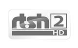 RTSH 2 HD tv logo
