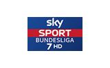 Sky Sport Bundesliga 7 / HD tv logo