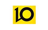TV10 tv logo