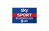 Sky Sport Bundesliga 9 / HD tv logo