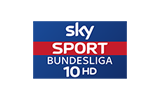 Sky Sport Bundesliga 10 / HD tv logo