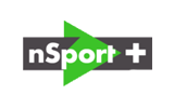 nSport+ / HD tv logo