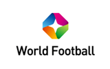 ST World Football / HD tv logo