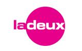 La Deux / HD tv logo