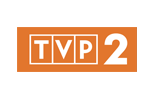 TVP 2 / HD tv logo