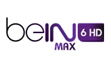 beIN Sports Max 6 / HD tv logo