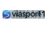 Viasport 1 tv logo