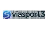 Viasport 3 tv logo