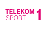 Telekom Sport 1  / HD tv logo