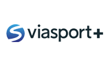 Viasport + HD tv logo