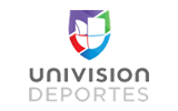 Univision Deportes / HD tv logo
