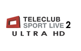 Teleclub Sport Live 2 Ultra HD tv logo