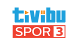 Tivibu Spor 3 / HD tv logo