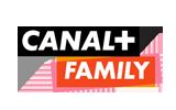 Canal+ Family / HD tv logo