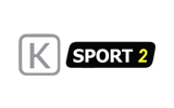 K Sport 2 / HD tv logo