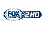 Fox Sports 2 / HD tv logo