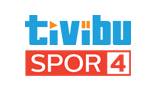 Tivibu Spor 4 / HD tv logo