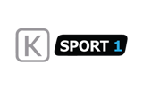 K Sport 1 / HD tv logo