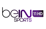 beIN Sports Mena 11 HD tv logo