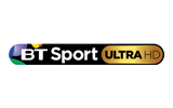 BT Sport Ultra HD tv logo