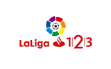 LaLiga 1 2 3 TV / HD tv logo