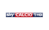 Sky Calcio 1 / HD tv logo