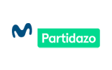 Movistar Partidazo / HD tv logo