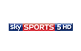 Sky Sports 5 / HD tv logo
