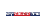 Sky Calcio 3 / HD tv logo