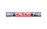Sky Calcio 7 / HD tv logo