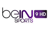 beIN Sports Mena 9 HD tv logo