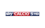 Sky Calcio 5 / HD tv logo