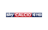 Sky Calcio 4 / HD tv logo