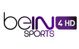 beIN Sports Mena 4 HD tv logo