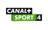 Canal+ Sport 4 Afrique tv logo