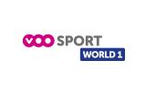 VOOsport 1 / HD tv logo
