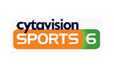 Cytavision Sports 6 tv logo