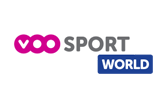 VOOsport World 1 / HD tv logo