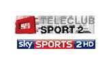Teleclub Sport 2/Sky Sport 2 / HD tv logo