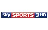 Sky Sports 3 / HD tv logo