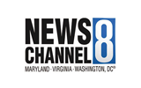 News Channel 8 / HD tv logo
