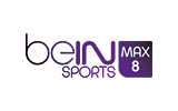 beIN Sports Max 8 / HD tv logo