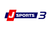 J Sports 3 / HD tv logo